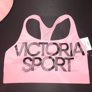 Victoria Secret | logo sports bra